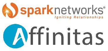 Sparknetworks affinitas logos